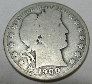 1900-O Barber Half (#212TT)