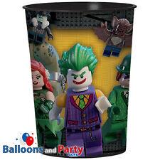 16oz Lego Batman Movie Birthday Party Plastic Loot Treat Favor Cup