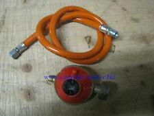 Gaz régulateur 30 mbar + tuyau (environ 0,50-0,60-0,80-1,00m.)