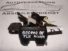 Heckklappenschloß Hyundai Accent Bj.00 1,3i 55kw Fließheck