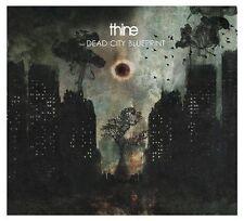 Thine - The Dead City Blueprint CD 2014 progressive rock Peaceville Records
