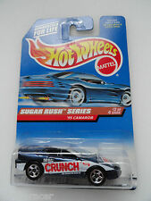 Hot Wheels 95 CAMARO CONVERTIBLE 3/4 SUGAR RUSH SERIES NESTLE CRUNCH