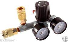 N082939SV Porter Cable Air Compressor Regulator Manifold  C2002 T5 - T8  N021824
