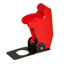 Flip Up aviones Estilo 12v/24v interruptor de palanca Tapa Protector-Rojo