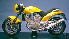Majorette Voxan Roadster V1000 1:18 Yellow