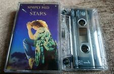 SIMPLY RED~STARS~CASSETTE TAPE ALBUM~FAST POST