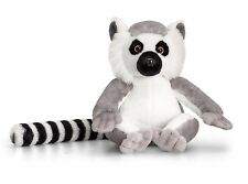 Keel Toys Wild - 20cm  Sitting Lemur Monkey Cuddly Soft Toy Plush /Teddy SW0297