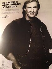 BILL MEDLEY-IS THERE ANYTHING I CAN DO-PIANO/VOCAL/GUITAR SHEET MUSIC RARE NEW!!