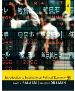 Introduction to International Political Economy (5th Edition) by Balaam, David