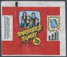 More details for a&bc wrapper-partridge family 1972 (variant bazooka)