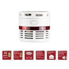 Mini Rauchmelder 10 Jahres Batterie Lautstärke 85 db von Olympia