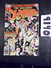 Uncanny X-Men #130 1st Dazzler Loose Centerfold Listing C