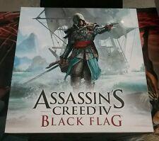 Assassin's Creed IV Black Flag Edward Kenway Statue 297/950 McFarlane SEALED