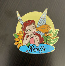 Disney Pin Rosetta Tinker Bell Fairies Fairy Le 1000