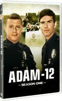 Adam 12: Season 1 (First Season) (4 Disc) DVD NEW