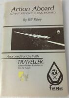 Action Aboard Adventure on the King Richard Book by Bill Paley Science-Fiction