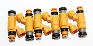 Fuel Injectors for Mitsubishi 97-04 Diamante 3.5L V6/97Montero 3.0L V6 1SET=6PCs
