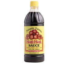 Hawaiian Huli Huli Sauce (5 Bottles)