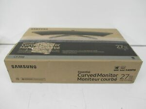 """Samsung LC27F398FWNXZA Samsung  398 Series 27"""" 16:9 Curved LCD NEW/SEALED"""