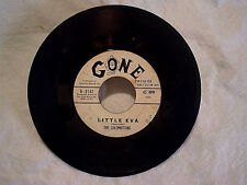 1962 THE LOCOMOTIONS-Little Eva,Adios My Love,PROMO,gone label 5142 45,doo wop