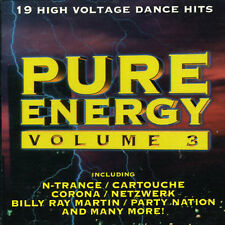 Various Artists, Pur - Pure Energy 3 / Various [New CD] Canada - Import