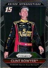 Clint Bowyer 86 2016 Prizm NASCAR Racing Driver Introductions