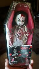 Living Dead Doll Penny Hong Kong Exclusive Ltd 666 Signed Autographed Toy2R Rare