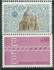 FRANCE EUROPE cept 1971 Sans Charnière MNH