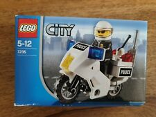 LEGO City Police Motorcycle (7235)