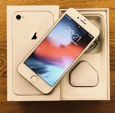 iPhone 8  Silver/ White - 64GB - Unlocked -  Immaculate Condition
