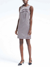 NWT Banana Republic Double Bow Shift Dress, sz 6 #797644 v1204