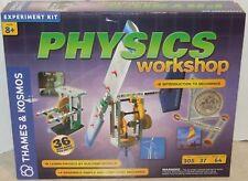 New Thames & Kosmos Physics Workshop Introduction to Mechanics