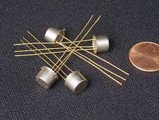 "Qty 4 Vintage ""1974"" 2N404 Germanium Transistors FuzZ FacE - Tested & Guaranteed"
