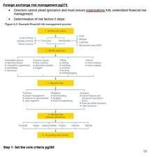 CPA Australia Financial Risk Management (FRM) S2 2020 - Notes, Index & Formulas