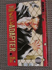 Wild Adapter Yaoi Manga Vol. #1 - Kazuya Minekura (Saiyuki) 1st Color - Like NEW