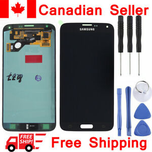 LCD Replacement for Samsung Galaxy S5 Neo SM-G903W SM-G903F SM-G903 Black tools