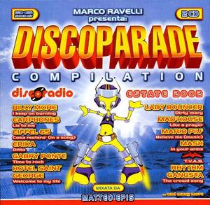 Discoparade Compilation Estate 2002 2CD Set Discoradio