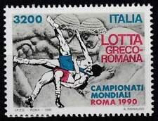 Italië postfris 1990 MNH 2160 - WK Worstelen