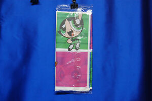 PowerPuff Girls Tablecover Power Puff Table cover Vintage NEW Next Day Ship