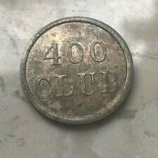 400 Club Token