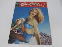 FOLLIE! MARILYN MONROE N° 2 VII DEL FEBBRAIO. 1954  [H15-188]