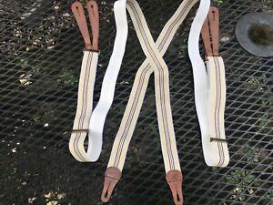 Unused POLO RALPH LAUREN suspenders - no reserve