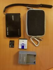 Sony DSC-G3 Cyber-shot Digital Camera Full HD 1080, excellent condition + pouch