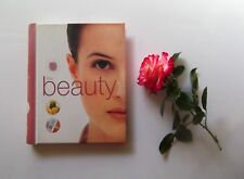 The Beauty Book hair makeup skin & more hardcover fully illustrated from England