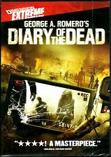 Diary Of The Dead. Romero Zombiefest. New In Shrink!
