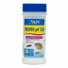 API PROPER pH 7.0 POWDER AQUATIC SETS & STABILIZES TO FOR FW. IN USA