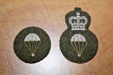 Cdn Army Trade Badges - PARACHUTE RIGGER - Group 1,3