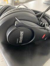 Shure SRH440 Studio Headphones with Shure Bag