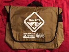Shot Show Hazard 4 Tactical Gear Coyote Brown Messenger Shoulder Laptop Bag New