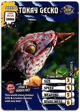 Tokay Gecko #98 Deadly 60 TCG Trade Card (C377)